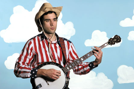 Dear Sufjan, Please come back to making, performing and recording music. We miss you. And your incredible collection of Americana clothing. Love, the Animal Show